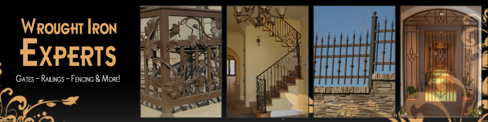 El Paso Wrought Iron Contractors